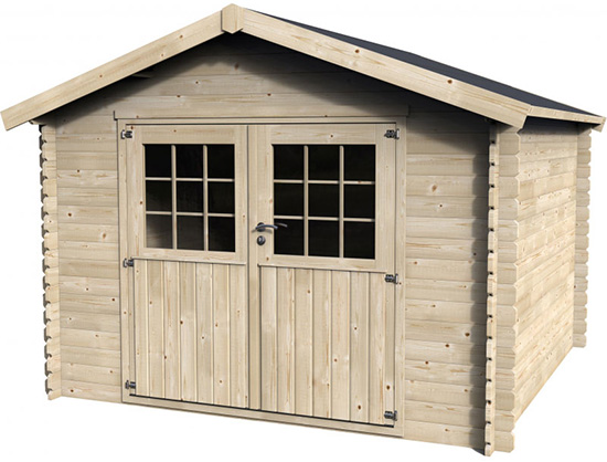 Casetta in legno