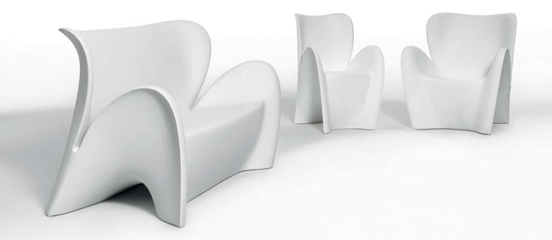 Divano. poltrona e sedia LILY by Myyour