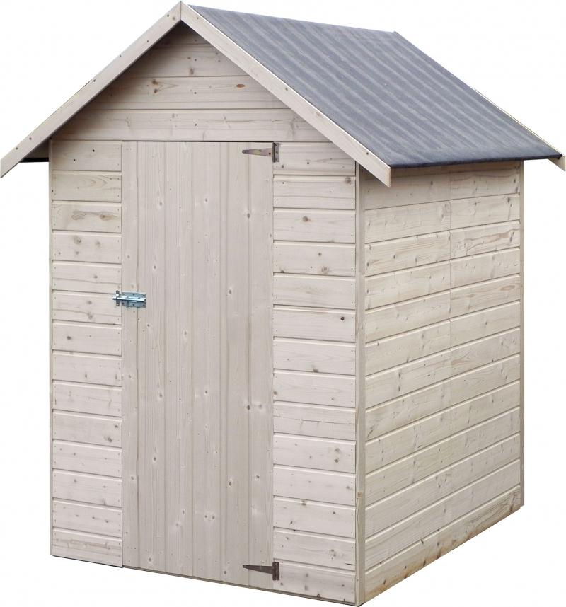 Casetta in legno truciolato LOIRA