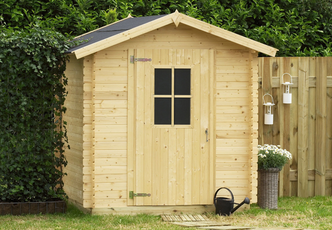 Casetta in legno da giardino Londra