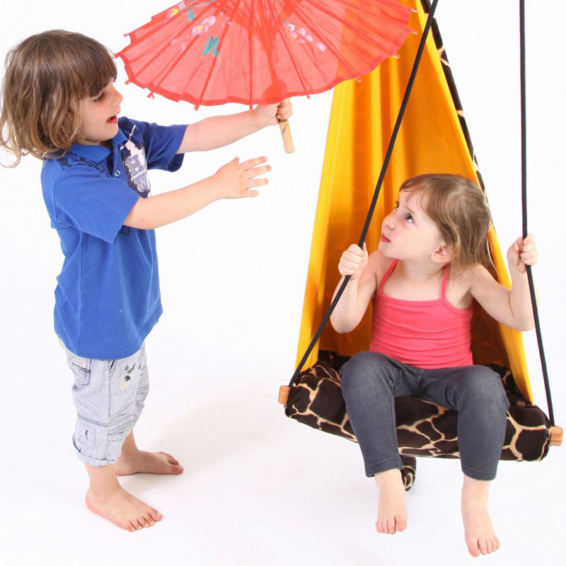 Poltrona pensile HANG MINI by Amazonas per bambini