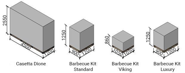 trasporto casetta dione