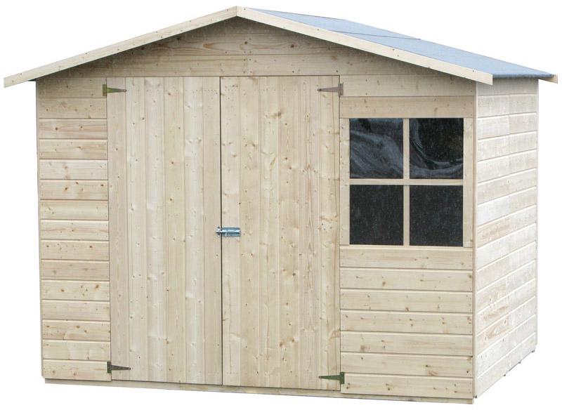 Casetta in legno da giardino mosa