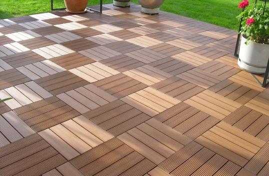Pavimenti esterni per giardini pavimenti in legno per esterno
