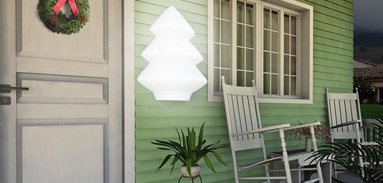 Lampada da parete di design interno ed esterno by Arkema