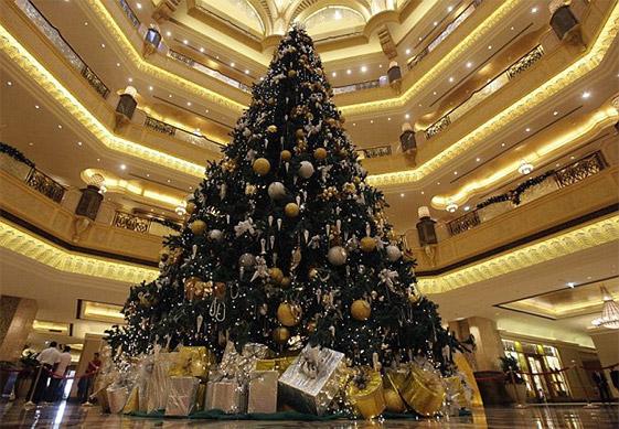 Albero di Natale artificiale 6 metri