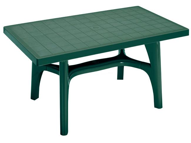 tavolo rettango in resina scab