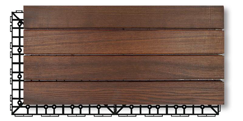 Pistrella in legno frassino Hortus by Lithos