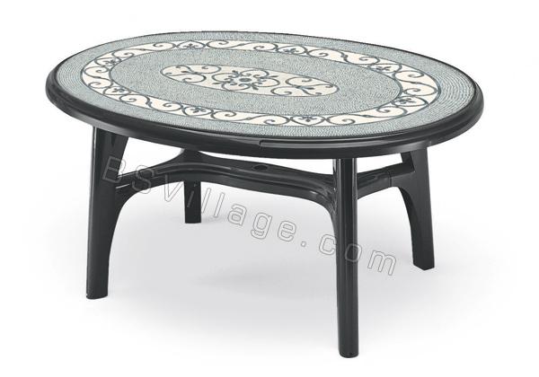 Tavoli in resina arredo - Tavoli in ferro battuto per esterni ...