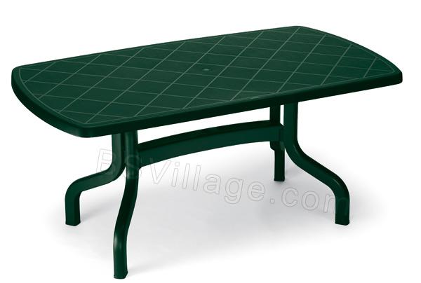 Tavoli ribaltabili in resina e polipropilene arredo - Tavoli in resina da esterno ...