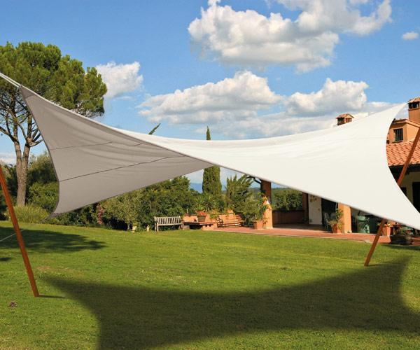 Tenda A Vela Quadrata : Vela parasole quadrata mt by regaden bsvillage