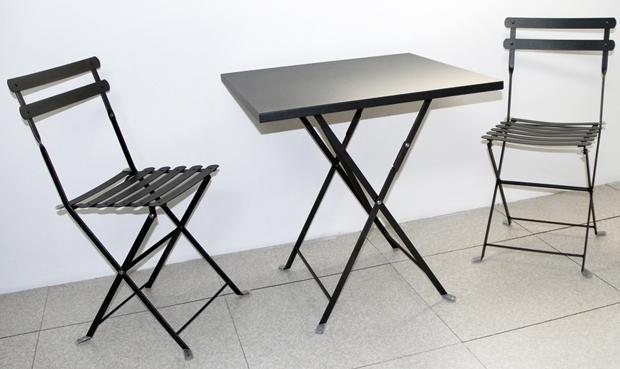 Tavolino e sedie LARIO