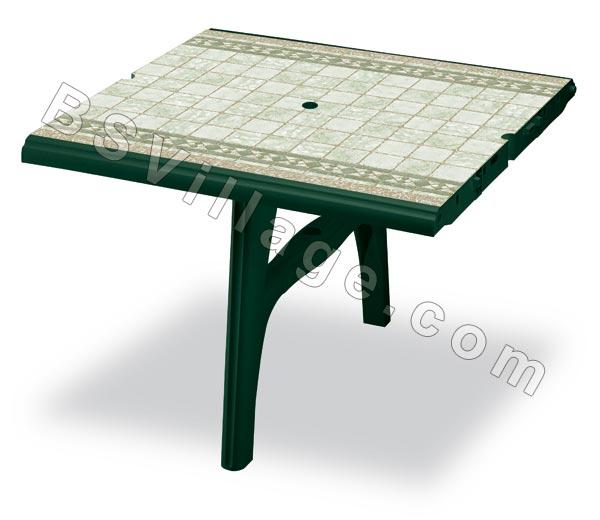tavoli in resina per esterni