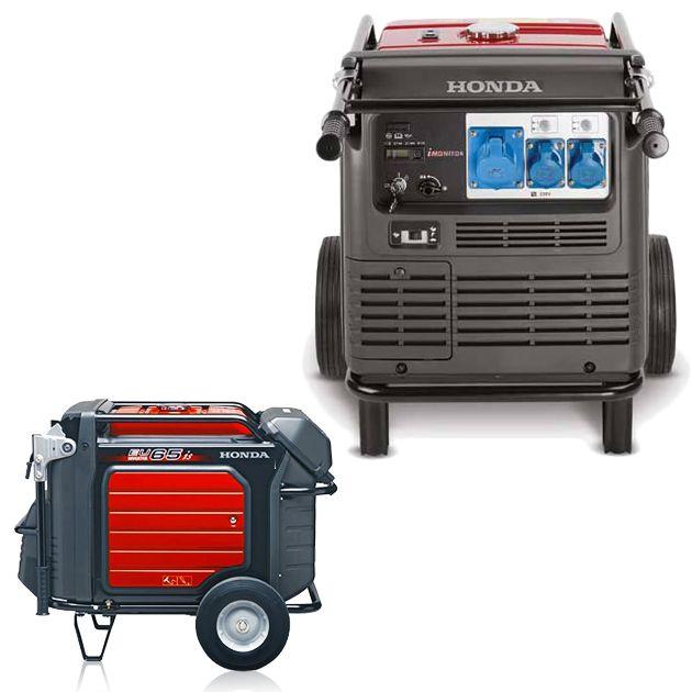 Generatore Honda Eu 65is 1 It T Gruppo Elettrogeno Ad