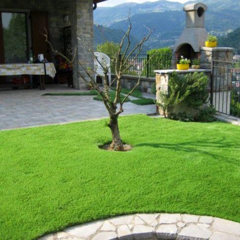 Erba sintetica megan 55 mm arredo for Arredo giardino firenze
