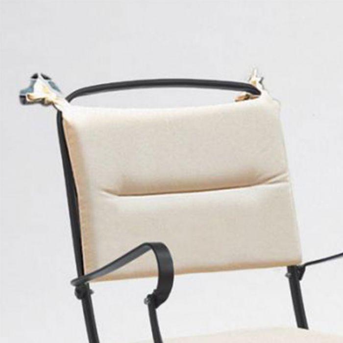 Cuscino schienale per sedie ISOTTA e ISABELLA écru by Scab  Arredo ...