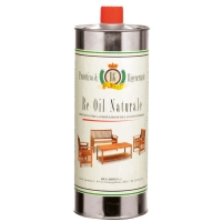 Olio per legno di keruing Re-Oil NATURALE by Regarden
