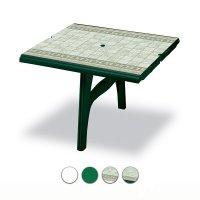 Tavolo Plastica Giardino Allungabile.Tavoli In Resina Arredo Giardino Com