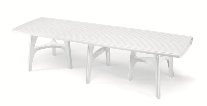 Tavolo Giardino Resina Allungabile.Tavoli In Plastica Offerte E Risparmia Su Ondausu