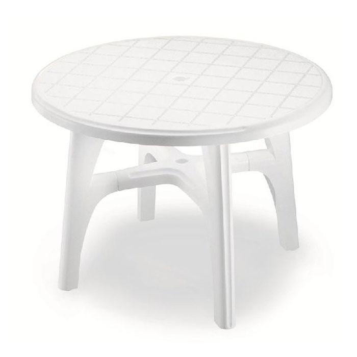 tavolo da giardino boss 105 contract in resina by scab arredo