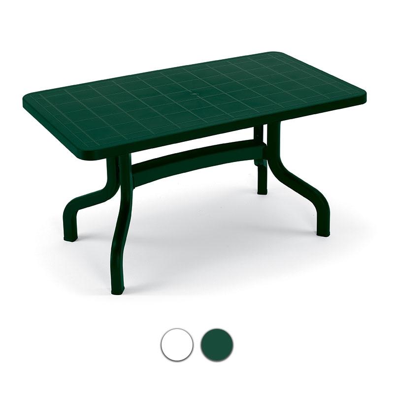 Tavoli Per Esterno In Resina.Tavolo Da Giardino Ribalto 140 X 80 Contract In Resina By Scab