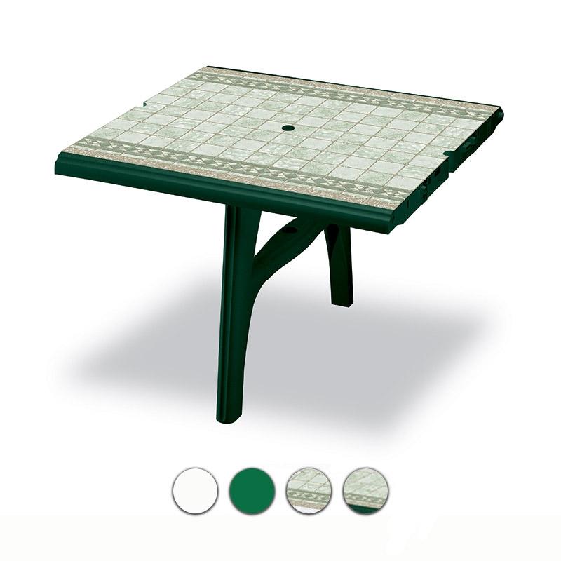 Tavoli Da Giardino In Resina.Prolunga In Resina Per Tavolo Da Giardino President 3000 By Scab