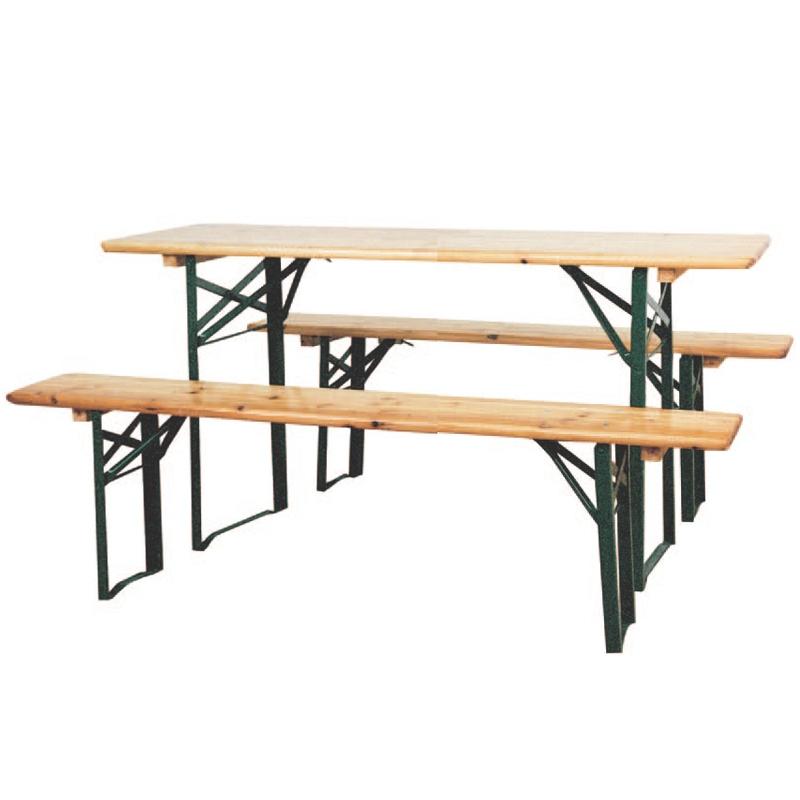 Set da pic nic pieghevole con 2 panche 1 tavolo vari - Panche e tavoli da esterno ...