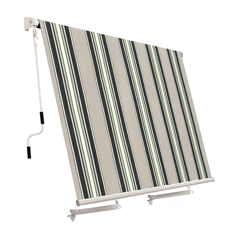 Tenda da sole a caduta con bracci 250x300 cm vari colori for Tende da sole a caduta leroy merlin