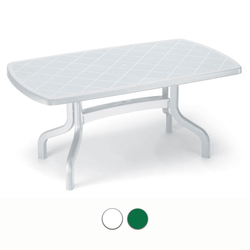 Tavoli Da Giardino Resina Scab.Tavolo Da Giardino Ribalto 160 X 90 Contract In Resina By Scab