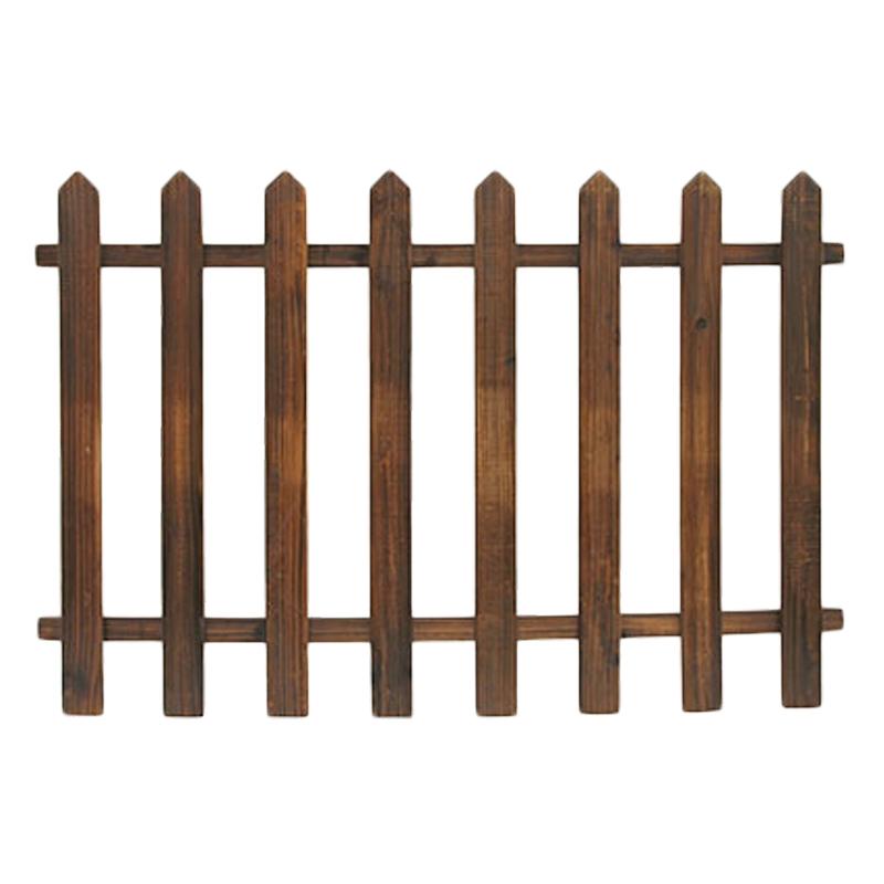 Steccato in legno 120 x 82 cm arredo for Occasioni arredo giardino